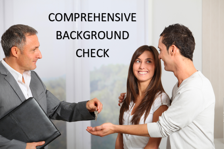 Comprehensive Incoming Tenant Background Check