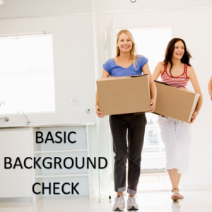 Basic Background Check