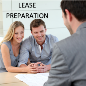 Lease Preparation